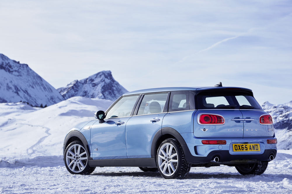 MINI Clubman ALL4 2016 (12)