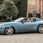 Alfa Romeo Disco Volante Spyder by Touring Superleggera