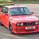 Un BMW M3 E30 Johnny Cecotto, a subasta