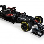 McLaren MP4-31: desvelado el coche de Alonso y Button