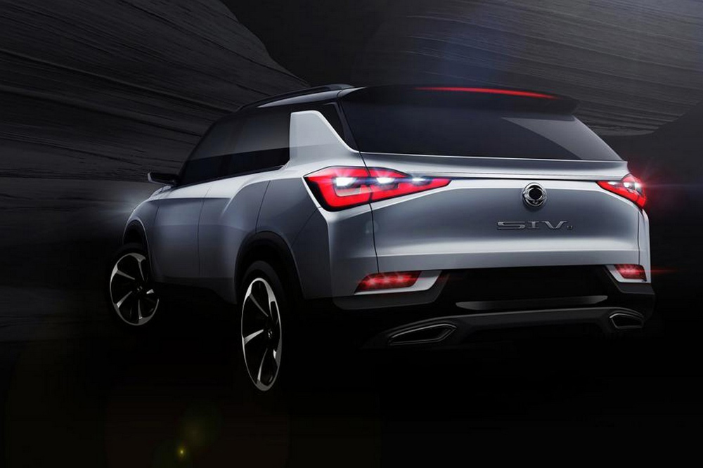 SsangYong SIV-2 Concept (2)