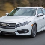 PRUEBA: Honda Civic Sedan 2016