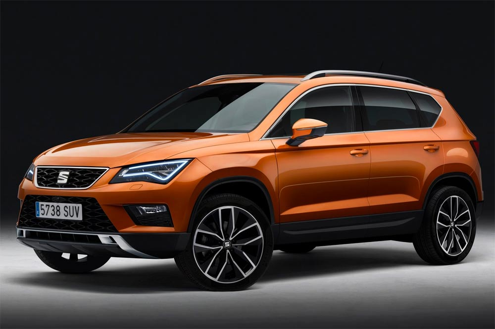 SEAT Ateca Geneva International Motor Show