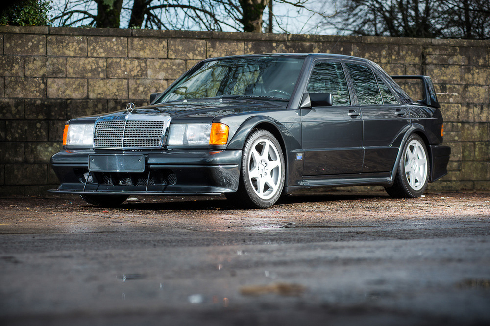 subasta Mercedes 190 E 2.5-16 Evolution II