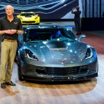 2017 Corvette Grand Sport Unveiled in Geneva