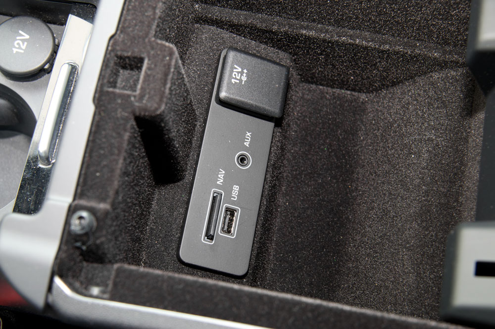 Land Rover Discovery Sport Usb Periodismo Del Motor