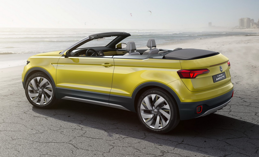 Volkswagen T-Cross Breeze Concept (7)