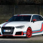 MR Racing le mete mano al Audi RS3 Sportaback
