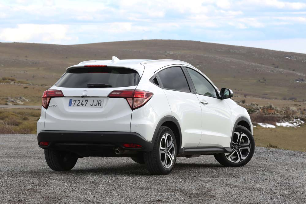 Prueba Honda HR-V 1.6 i-DTEC Executive