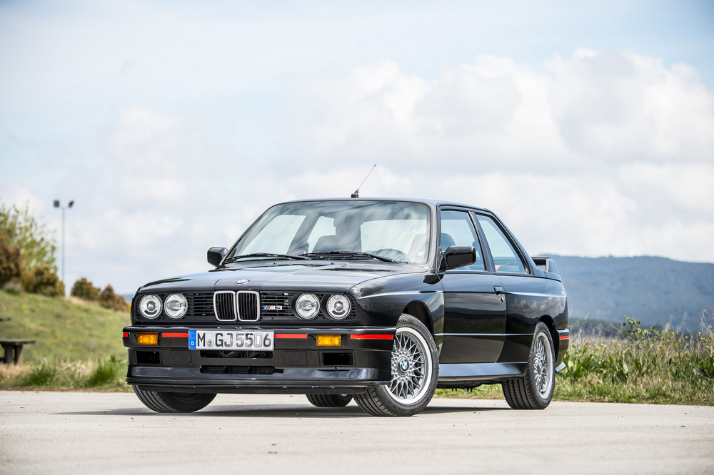 BMW M3 E30 Sport Evolution (1)