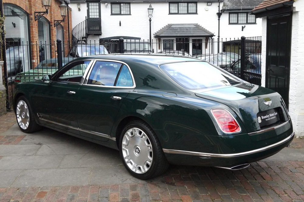 Bentley Mulsanne Isabel II (2)