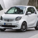 Brabus smart ForTwo, ForTwo Cabrio y ForFour 2016, en China
