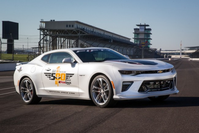 Chevrolet Camaro SS Indy 500 Pace Car (12)