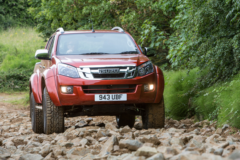 Isuzu D-Max Arctic Trucks AT35 2016 (3)