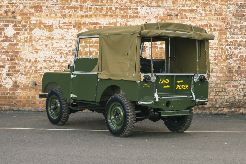 Land Rover Series I de 1948 (2)
