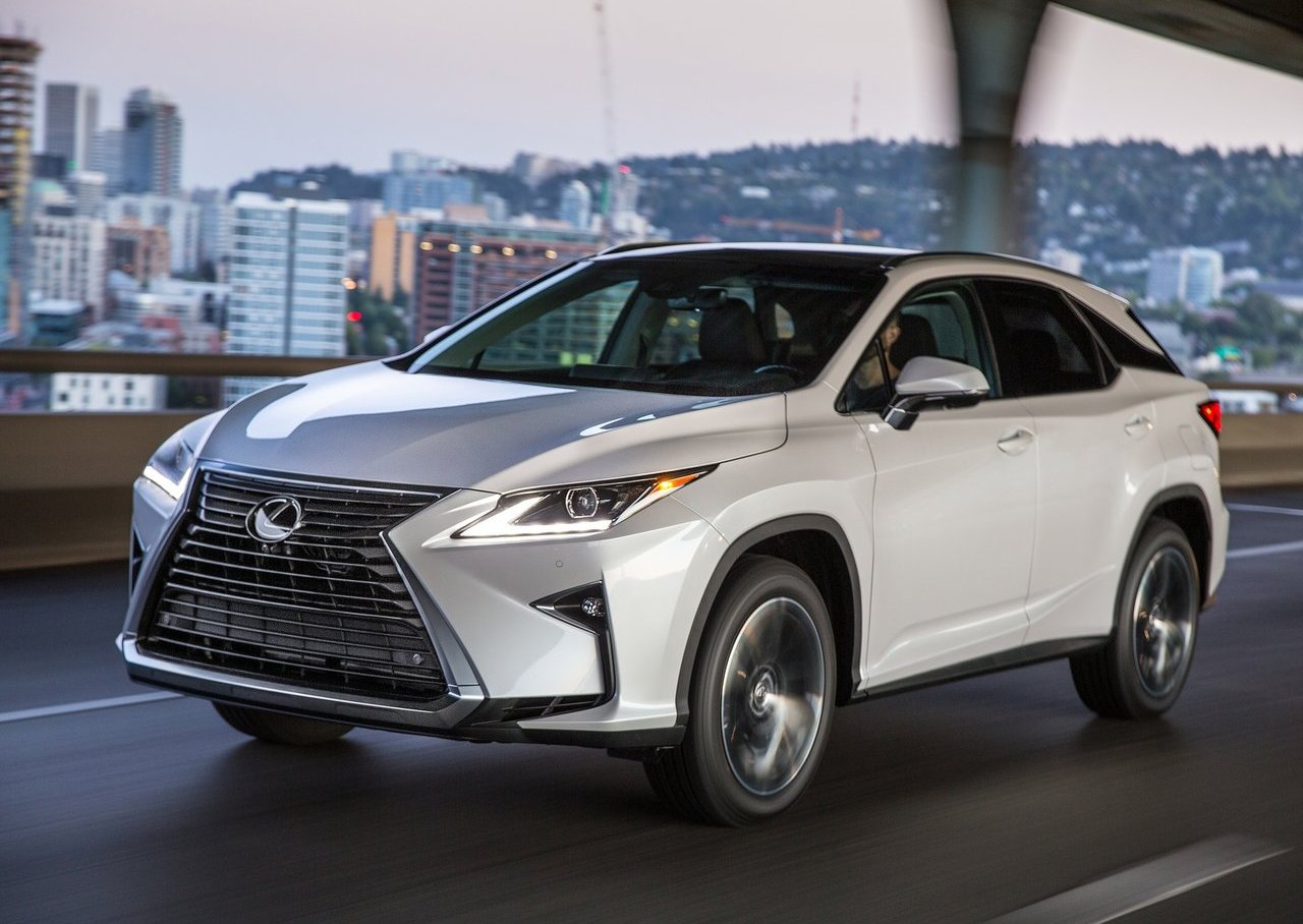10-mejores-coches-2016-consumer-reports-lexus-rx