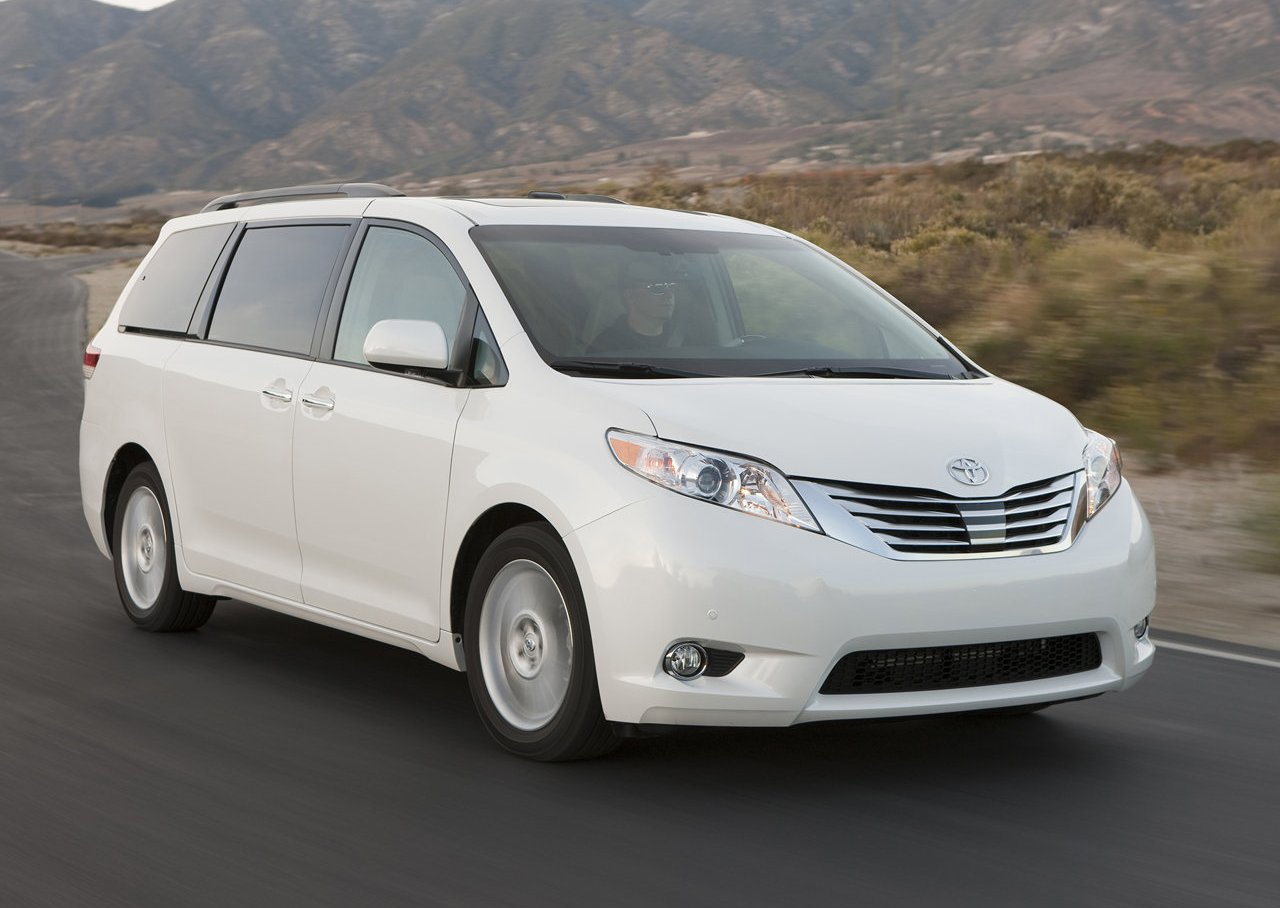 10-mejores-coches-2016-consumer-reports-toyota-sienna