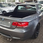 Un BMW M3 E92 convertido en pick-up, ¡existe!