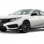 Honda Civic Black Pack Edition: solo para Australia