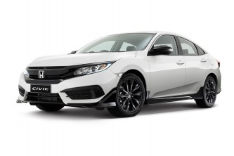 Honda Civic Black Pack Edition (1)