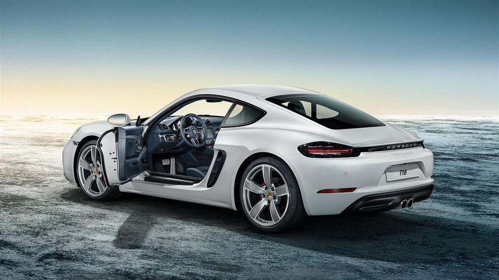 Porsche Exclusive Porsche 718 Cayman (2)