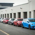 nuevo Ford Focus RS contra rivales (1)