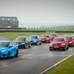 nuevo Ford Focus RS contra rivales (2)