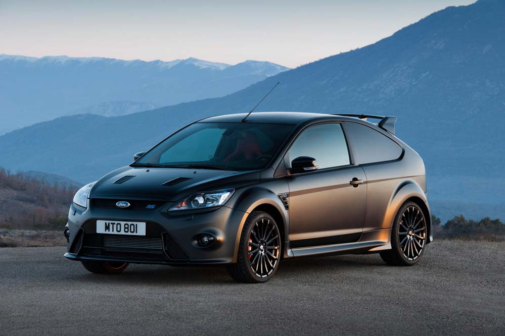 Ford Focus RS500 2010-01