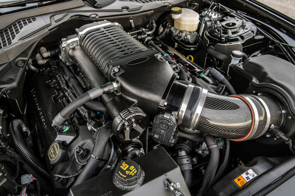 Ford Mustang HPE800 25 Aniversario (11)