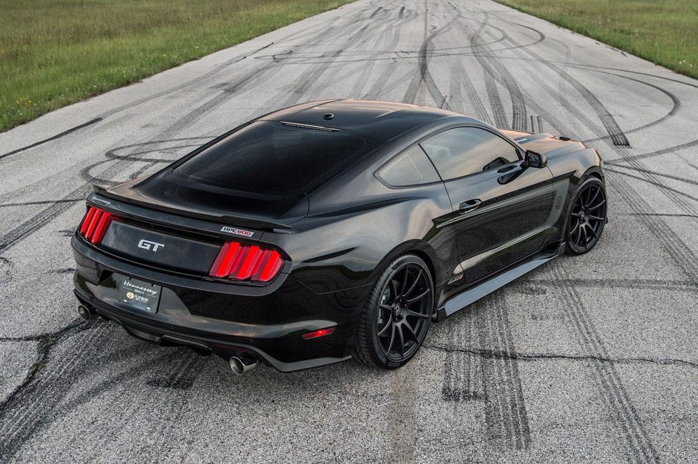 Ford Mustang HPE800 25 Aniversario (6)