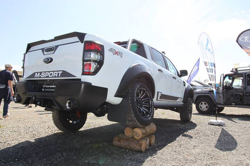 Ford Ranger M-Sport Edition (13)