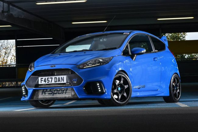 Pumaspeed Ford Fiesta RS400