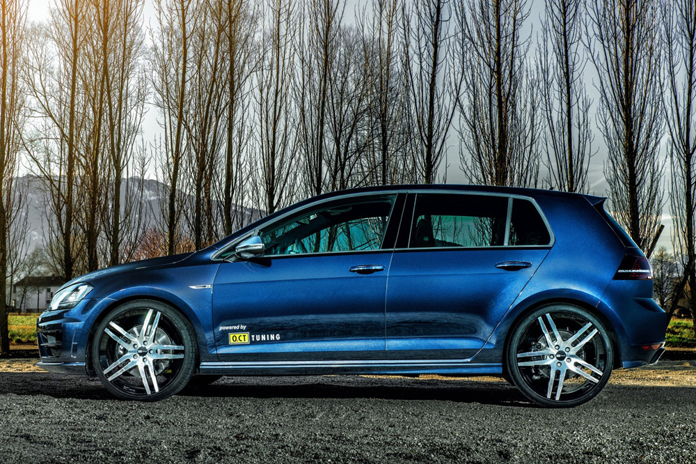 Volkswagen Golf R  O.CT Tuning (3)