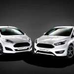 Ford Fiesta ST-Line y Ford Focus ST-Line