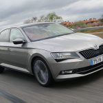 PRUEBA: Skoda Superb 2016 2.0 TDI 150 Laurin & Klement