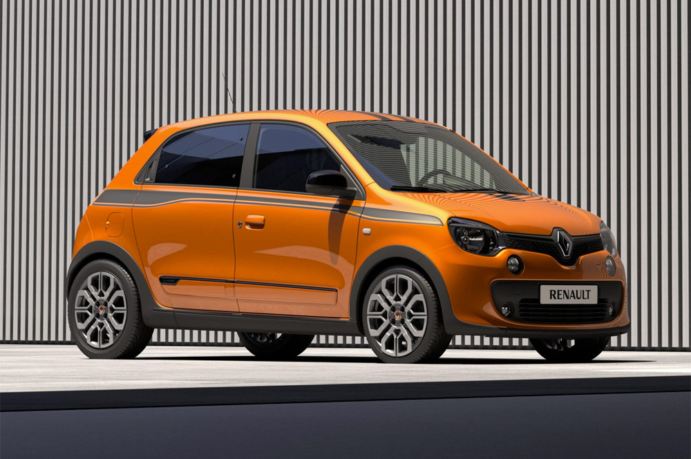 renault twingo gt 2017 desvelado el peque o deportivo periodismo del motor. Black Bedroom Furniture Sets. Home Design Ideas