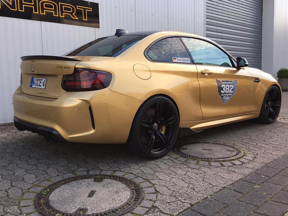 BMW M2 Manhart (5)