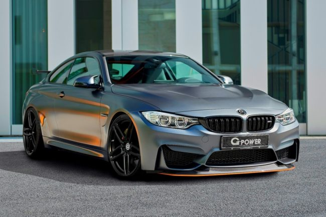 BMW M4 GTS G-Power (1)
