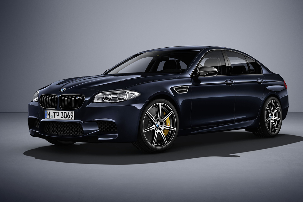 BMW M5 Competition Edition (2)