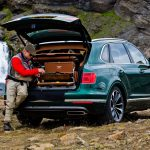 Bentley Bentayga Fly Fishing, para amantes de la pesca