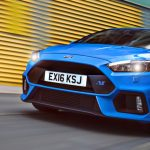 Ford Focus RS contra Volkswagen Golf R (2)