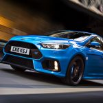 Ford Focus RS contra Volkswagen Golf R (3)