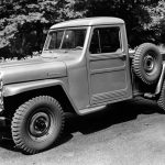 Jeep Willys one ton pickup 1947-1950