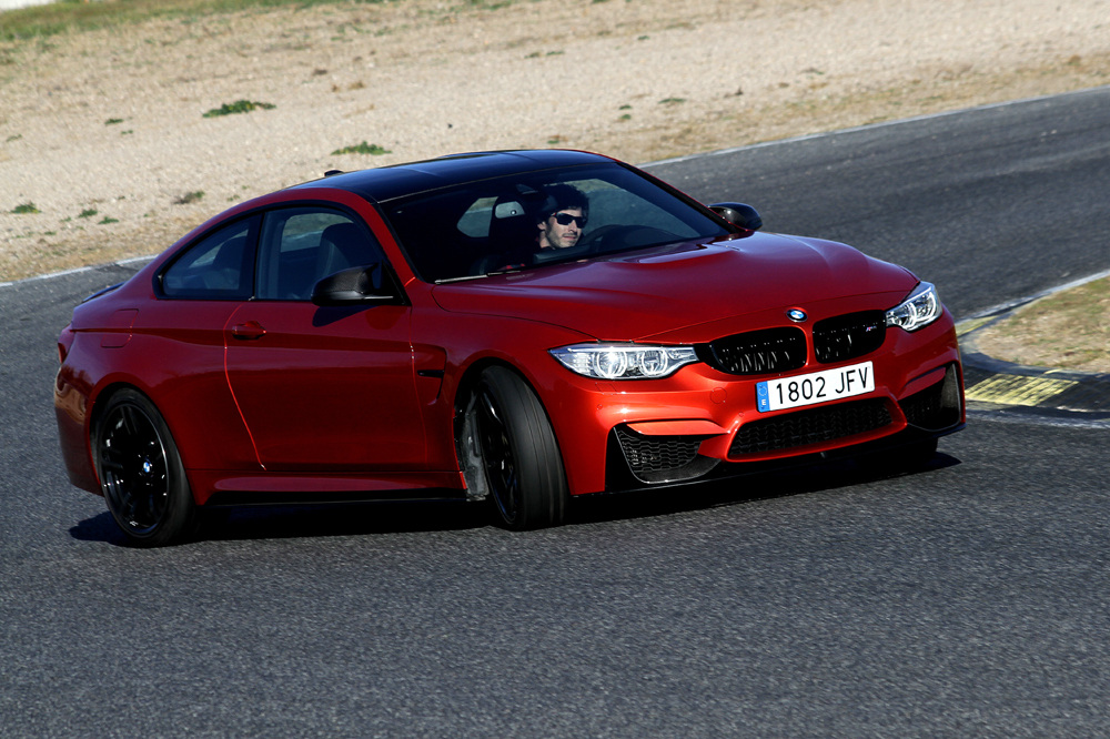 Prueba BMW M4 Coupé M Performance (10)