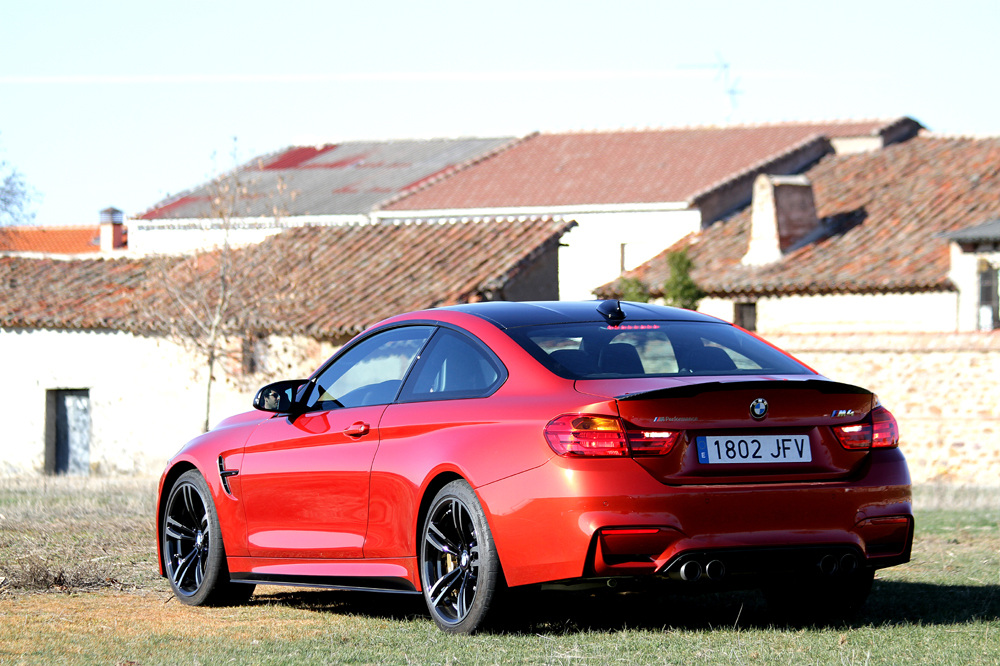 Prueba BMW M4 Coupé M Performance (16)
