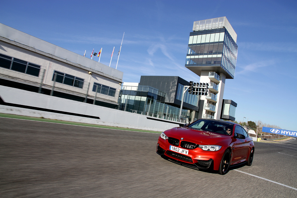 Prueba BMW M4 Coupé M Performance (5)