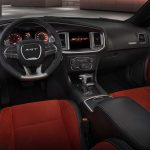 2015 Dodge Charger SRT Hellcat (shown in Ruby Red Alcantara sued