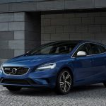 Volvo V40 T5 R-design Location 3/4 Front