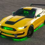 """Shelby GT350 Mustang  """"Ole Yeller"""" (2)"""