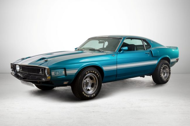 Subasta Ford Mustang Shelby GT500 1969 (1)